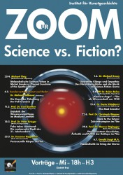 ZOOM Science vs Fiction 2016 Wissensvermittlung Buether