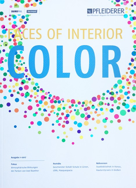 Faces of Interior Color Buether