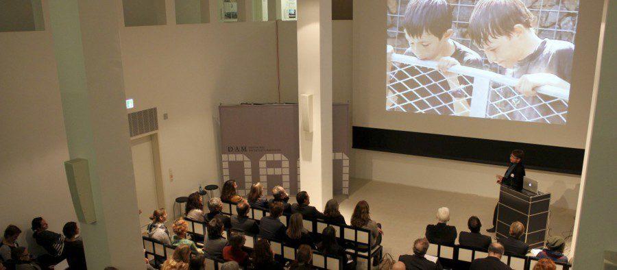 Tagung im Deutschen Architekturmuseum Buether (Foto © Deutsches Architekturmuseum)